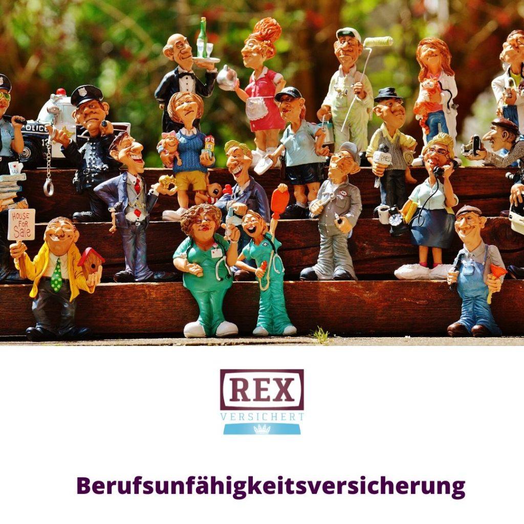 Versicherung Wolfsburg: Berufsunfähigkeitsversicherung