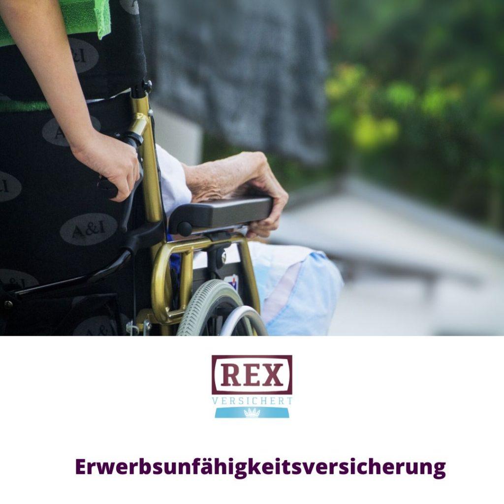 Versicherung Wolfsburg: Erwerbsunfähigkeitsversicherung