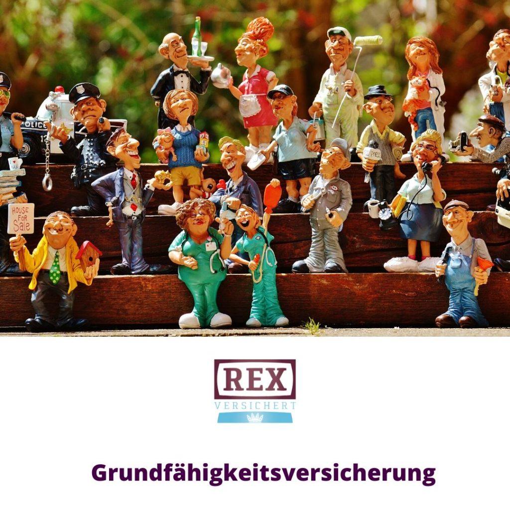 Versicherung Wolfsburg: Grundfähigkeitsversicherung