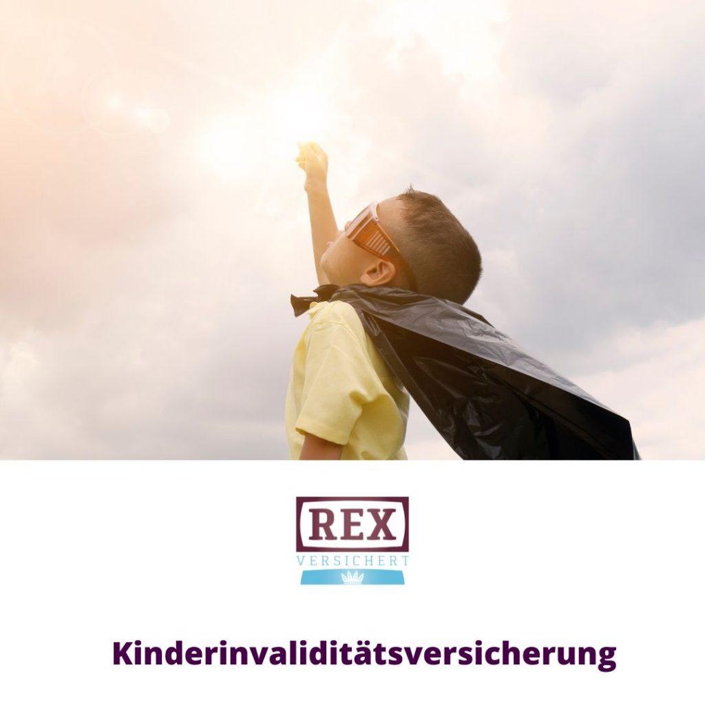 Versicherung Wolfsburg: Kinderinvaliditätsversicherung