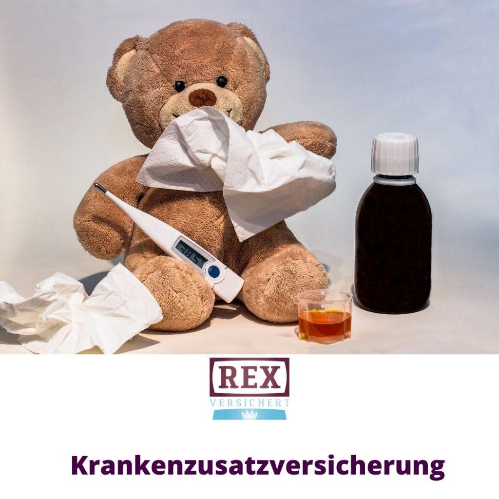 Versicherung Wolfsburg: Krankenzusatzversicherung