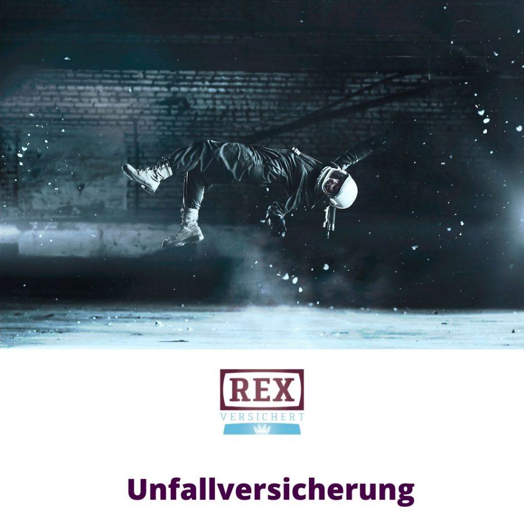Versicherung Wolfsburg: Unfallversicherung