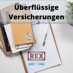 Überflüssige Versicherungen Versicherungsmakler Wolfsburg
